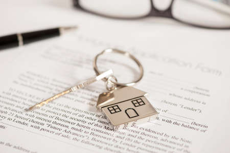 financial agreement: mortgage agreement