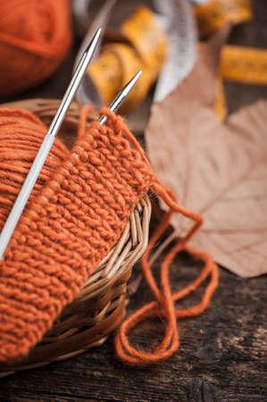 knitting needles: Knitting needles