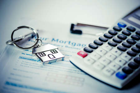 legal contract: Mortgage Application