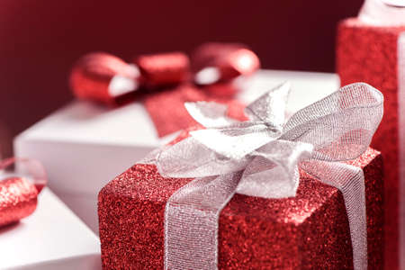 in christmas box: Christmas gift