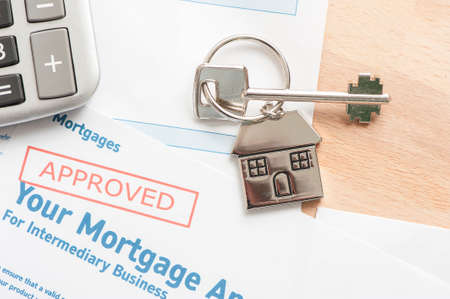 Zatwierdzonym wniosku Kredyt hipoteczny z kluczem domu