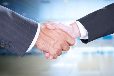 businessmen shaking hands: business handshake, businessmen shaking hands Stock Photo