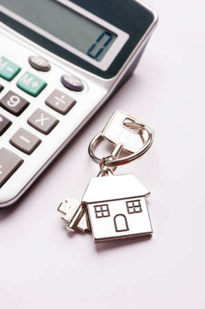 mortgaging: Mortgage Stock Photo