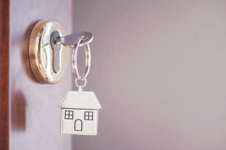 집 열쇠 스톡 콘텐츠