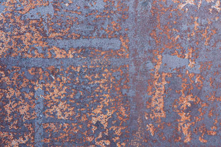 rustic metal sheet abstract background