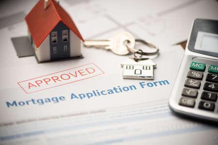 Zatwierdzony wniosek o zawarcie umowy kredytu hipotecznego