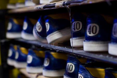 bowling shoes photo