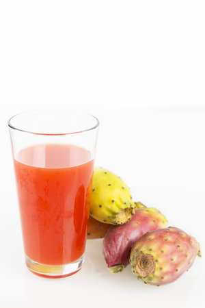 fico: Fruit juice and figs of india