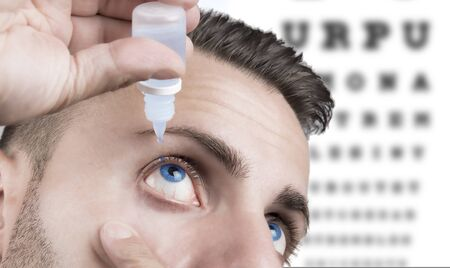 lentes de contacto: Contact lenses for vision correction