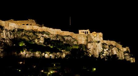 athens acropolis photo