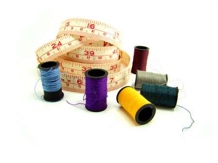 metric: set of thread and metric tape
