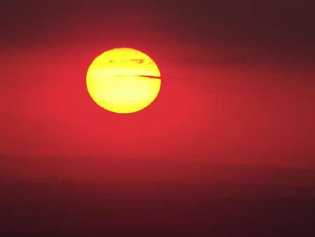 golden sun        Stock Photo - 7406756
