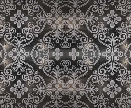 abstract pattern and decorative elements Stock Photo - 7860619