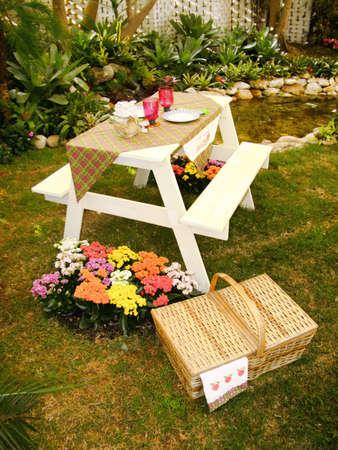 picnic set photo