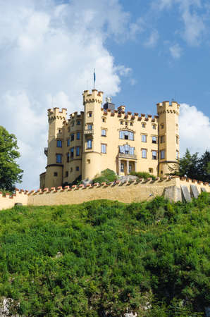 A Bavarian Castle in Fussen