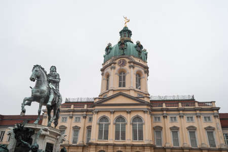 Charlottenburg - The castle of Berlin