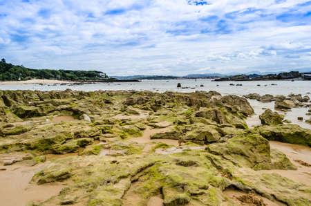 cantabria: Santander Coastline. Cantabria North Spain.
