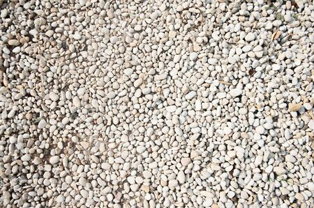 imperfection: Loose gravel texture uneven with natural imperfection realistic aspect Stock Photo