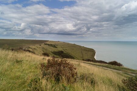 The see from the coast of Dover