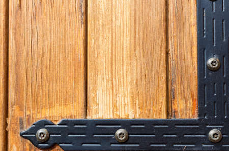 wooden background with window structure