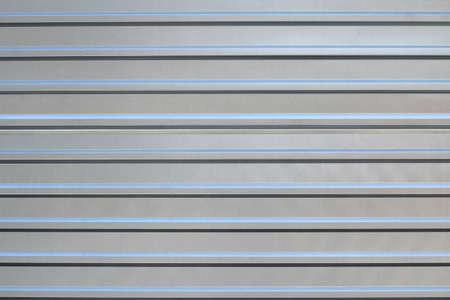 corrugated sheet metal abstract  photo