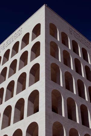 rationalist: Italian Civilization Palace Roma