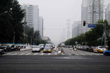 trafficlight: Beijing crossing