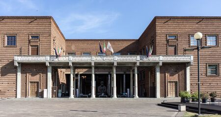 The Violin Museum is a musical instrument museum located in Cremona (Italy).