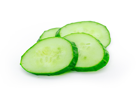 cucumber isolated