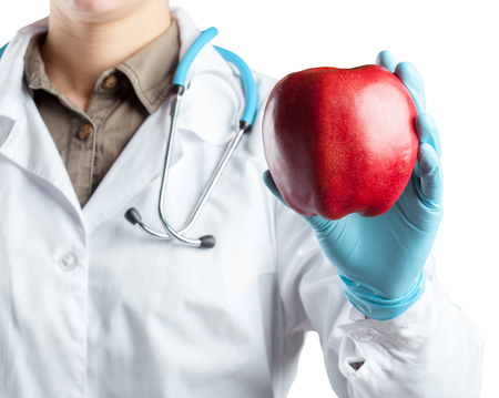 Health care and healthy eating Stock Photo
