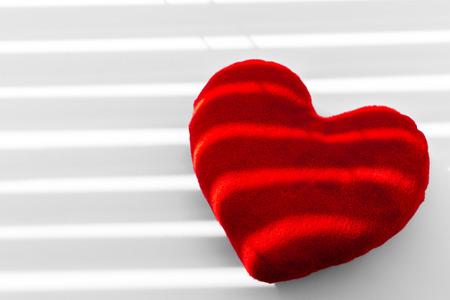 st valentin: Red heart