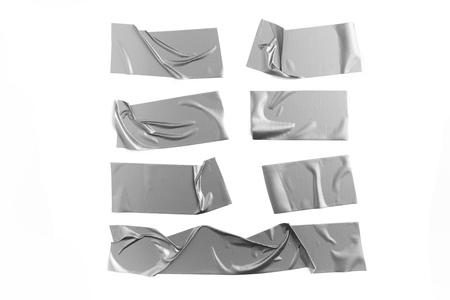 tear duct: Masking Duct Tape