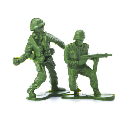 infantryman: Collection of traditional toy soldiers