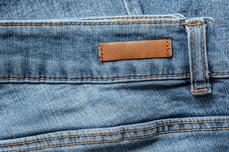 Jeans close-up Stock Photo - 79659179