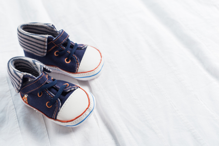 baby booties  for little boy