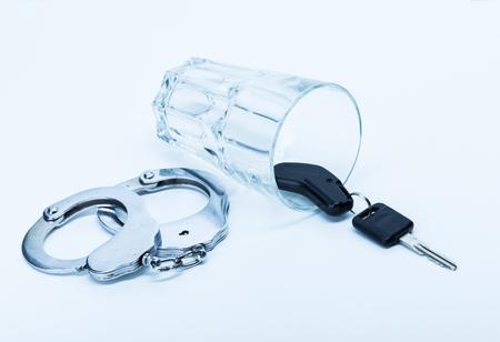 designated: Alcohol and car keys