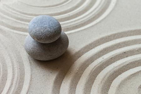 Zen garden stones on sand stock photo picture and royalty free zen stone garden photo workwithnaturefo