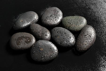 drop water: Massage stones