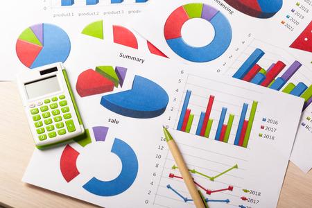 Chart, Business Stock Photo