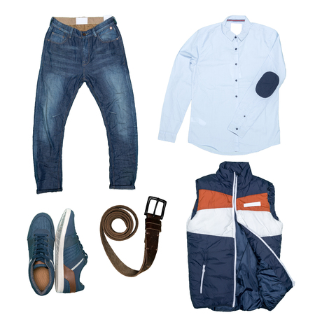 winter fashion: Mens clothes and accessories