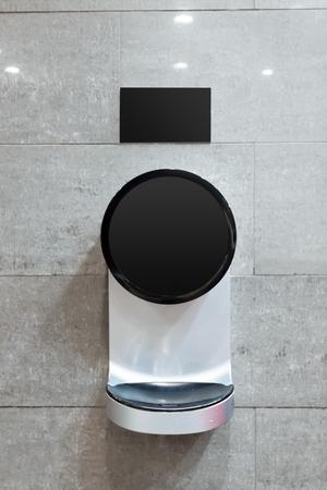sink: Interior of modern bathroom Stock Photo