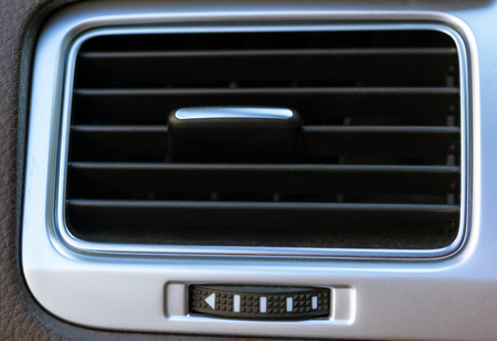 cold: car air conditioning