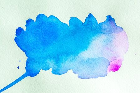 Watercolor background for textures and backgrounds