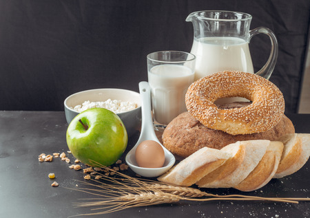 milk and bakery products