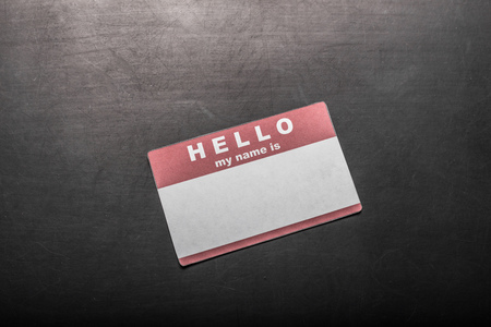 businesscard: Business card template mockup