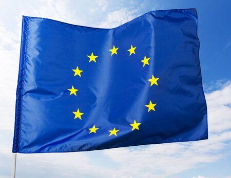 유럽 깃발