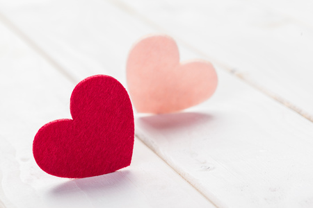 happy valentines day background Stock Photo