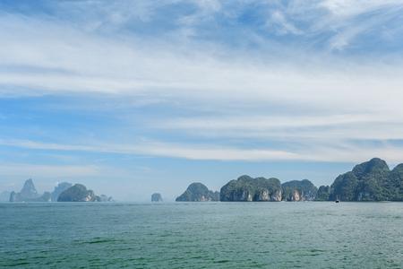 tropical sea. vacation. Stock Photo