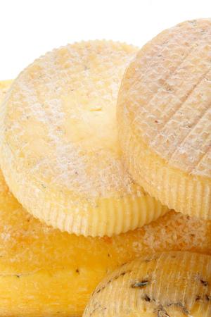 mix cheese close up Фото со стока