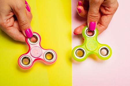 popular Fidget Spinner toy